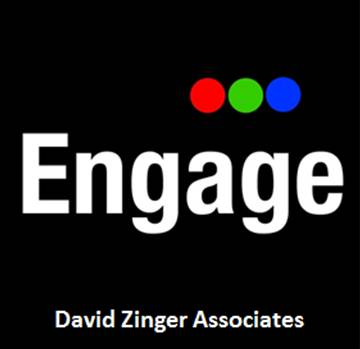 Engage Logo David Zinger