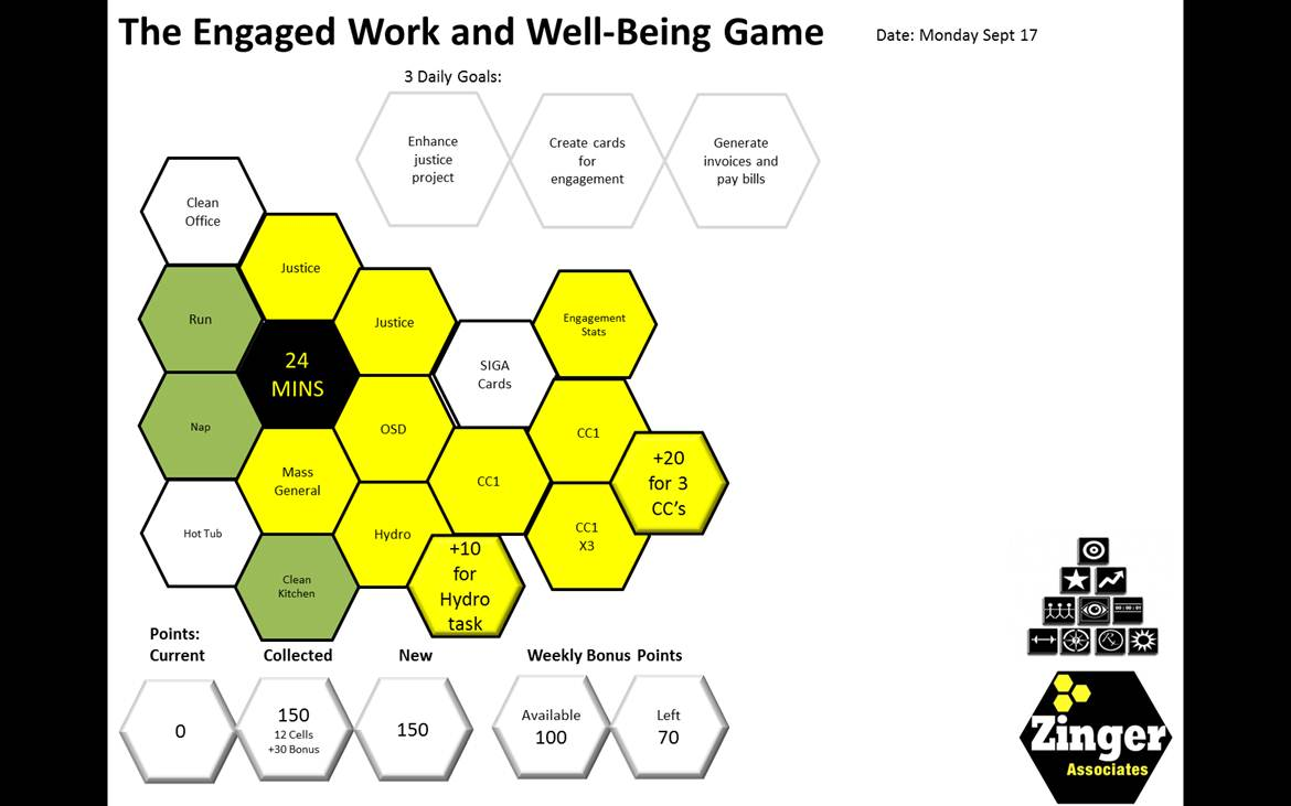 how to enhance wellbeing at work