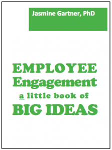 Jasmine Gartner Employee Engagement Book Cover