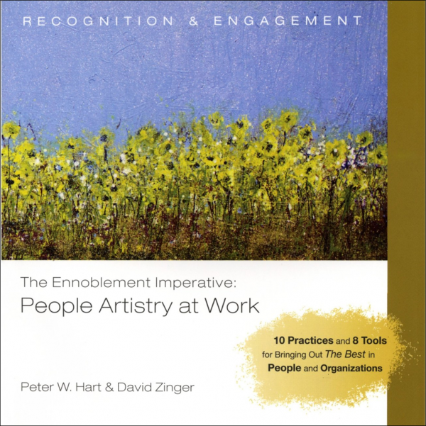 Peoplt Artistry at Work Book Cover