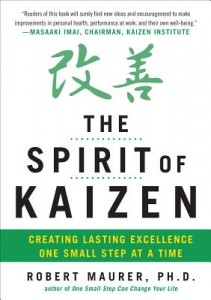 Spirit of Kaizen Book Cover